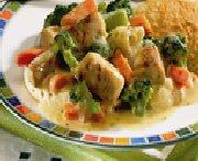 Recettes de poulet et pâtes faibles en gras