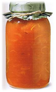 Marmelade de citrouille