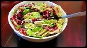 Salade de choux de bruxelle