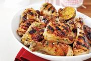 Poulet grille à l'érable et babeurre