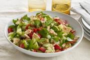 Salade croustillante à la méditerranéenne (fattoush)