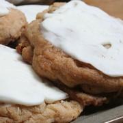 Recette de biscuits glacés a la rhubarbe