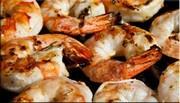 Crevettes grillées à la cajun épicée
