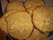 Biscuit à l'avoine et citrouille