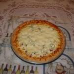 Pâte à pizza croustillante