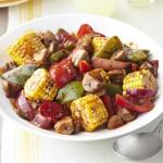 Jardinière de légumes grillés