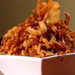 Palourdes frites