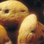 Muffins au citron et aux bleuets