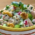 Une salade de thon Smarter