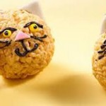 Chats de l'Halloween aux RICE KRISPIES