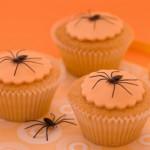 Petits gâteaux de l'halloween