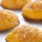 Mini muffins croustillants àla citrouille