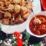 Boulettes de Noël à l'orientale