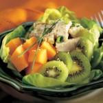 Salade de poulet à la cantonaise revisitée