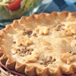 Tourtière traditionnelle