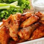Ailes de poulet aux cinq épices