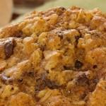 Biscuits au gruau et aux grains de chocolat