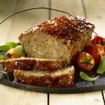 Pain de viande glacé au chili