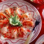 Crevettes thaïlandaises