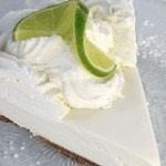 Tarte à la lime (Key Lime Pie)