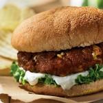 Hamburger à l'indienne