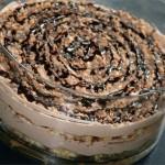 Tiramisu au caramel sans mascarpone