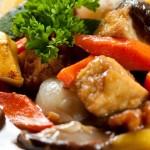 Casserole de tofu à la méditerranéenne