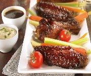 Ailes de dindon barbecue à la Coréenne