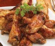Ailes de poulet barbecue Tastydream