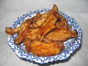 Ailes de poulet suicidaires