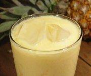 Ananas-mandarines à petites gorgées
