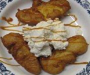 Bananes frites Thaï