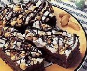 Barres à la guimauve et au chocolat