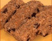 Barres granola moelleuses