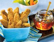 Bâtonnets de poulet croustillant