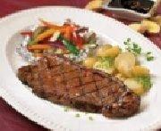 Biftecks aux parfums d'Asie sur le gril