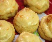 Bijou de biscuits aux abricots