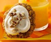Biscuits à l'avoine style gâteau aux carottes