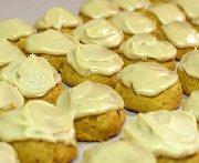 Biscuits à la citrouille et son glaçage