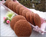 Biscuits à la mélasse 5