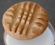 Biscuits au beurre d'arachide 9