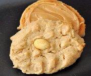 Biscuits au beurre d'arachides et miel