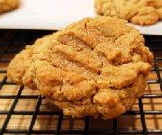 Biscuits au beurre de tournesol