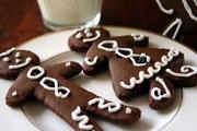 Biscuits au gingembre 1
