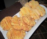 Biscuits au sucre et à la canelle