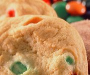 Biscuits aux friandises