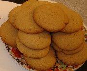 Biscuits croquants au gingembre