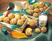 Biscuits croustillants à la céréale de riz grillé