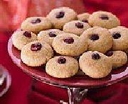 Biscuits de thé aux canneberges et au citron