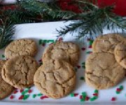 Biscuits épicés au gingembre